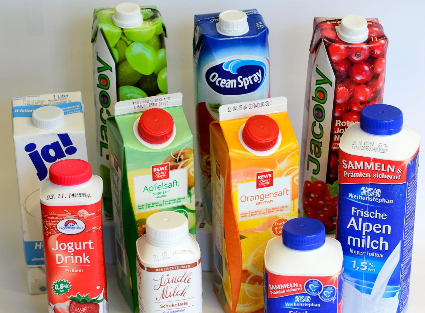 Deutsche Umwelthilfe e.V.: Getränkekartons - Verpackung mit falschem Image