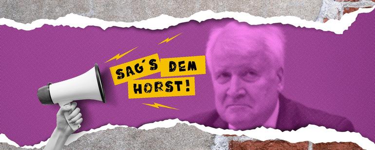 teaser Sag's dem Horst!