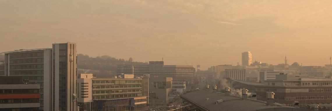 Feinstaub in Stuttgart